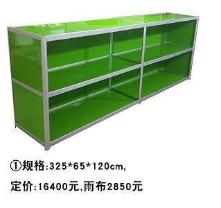 武汉铝合金玩具柜