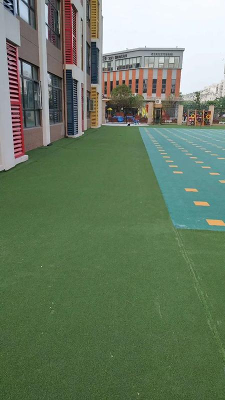 幼儿园人造草坪