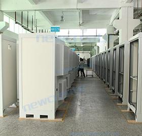 广州室外一体化机柜