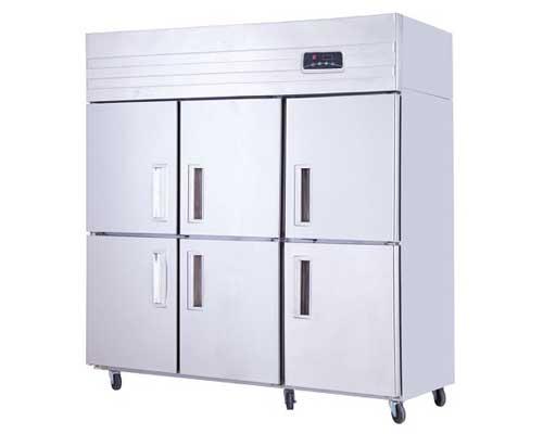 厨房六门冰箱