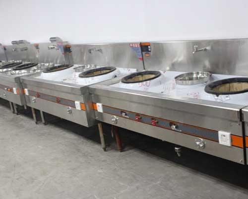 商用厨房设备厂