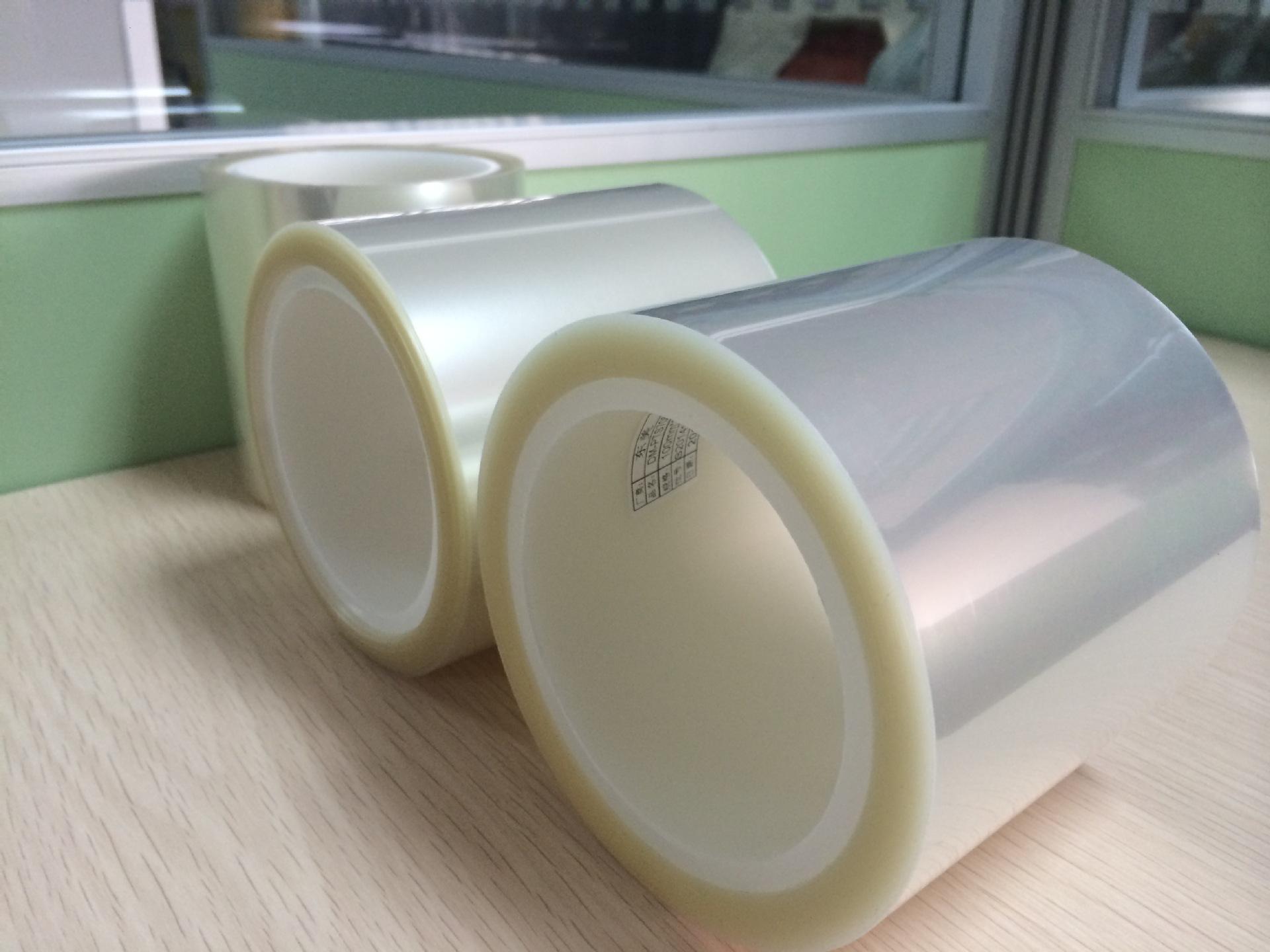 透明耐高温硅胶保护膜