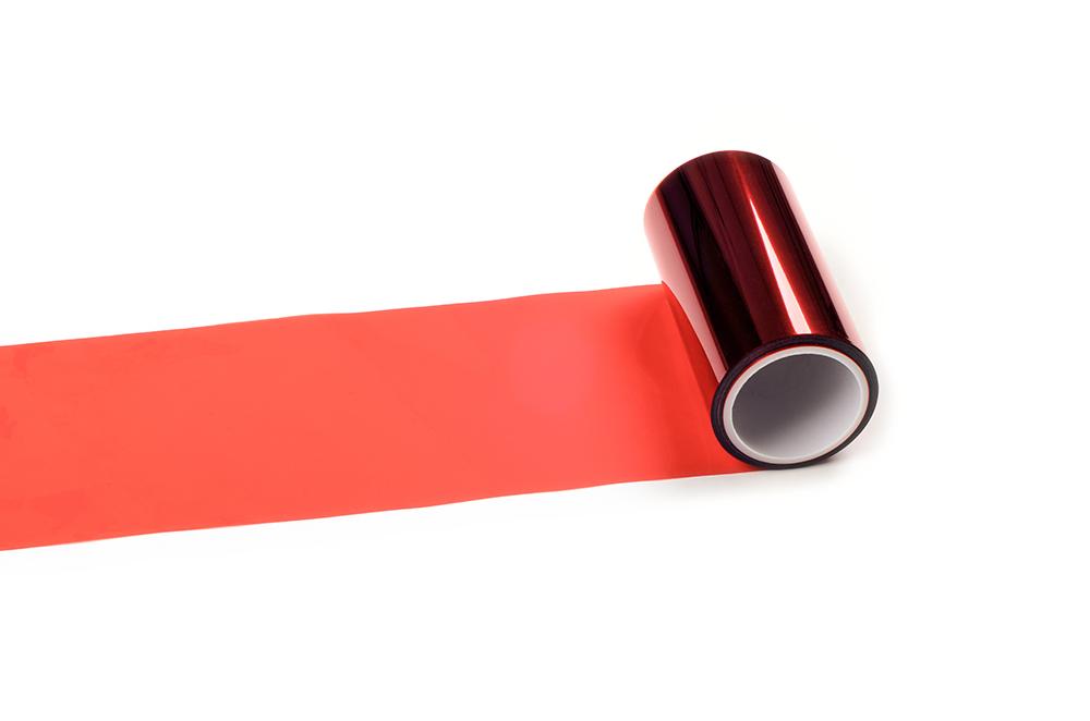 紅色耐高溫保護膜