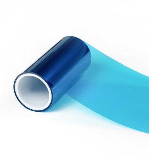 蓝色硅胶保护膜