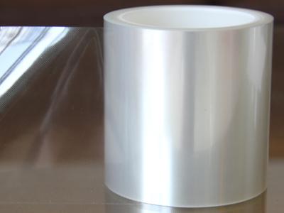 透明防靜電網紋保護膜