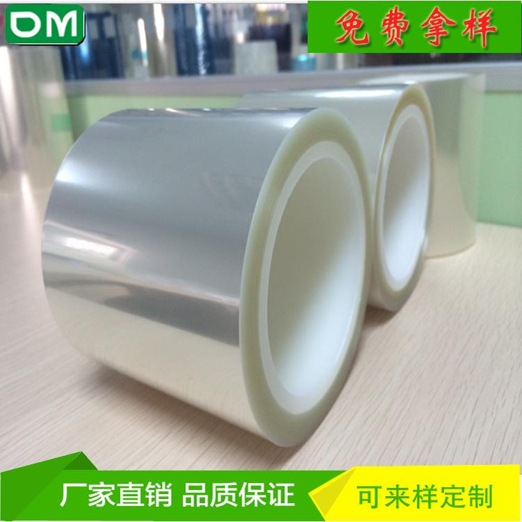 雙層透明PET矽膠保護膜