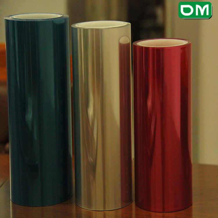 双层硅胶保护膜涂布厂家供应