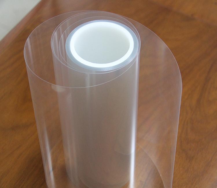 透明PET矽膠保護膜