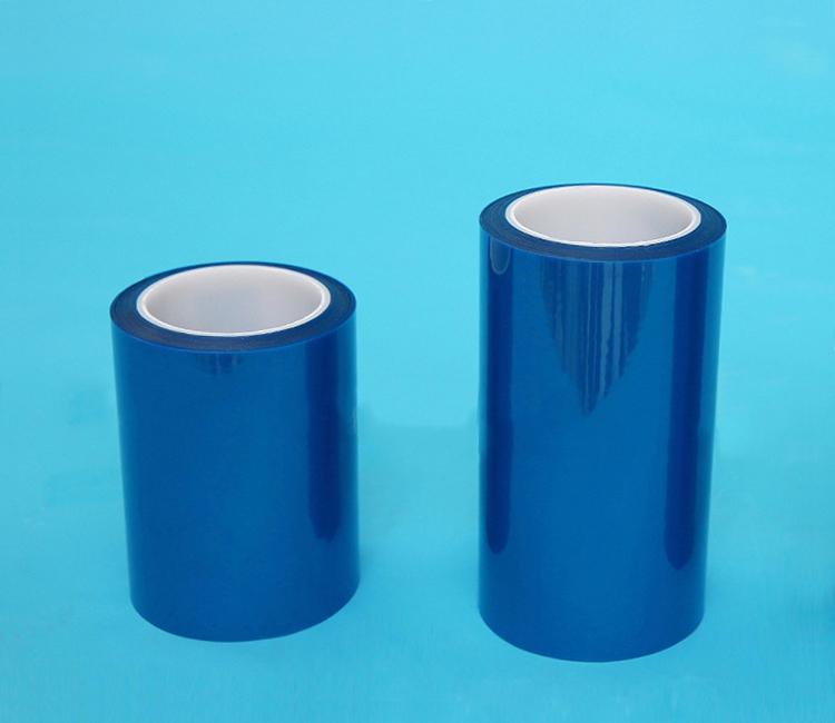 蓝色泡棉PET保护膜