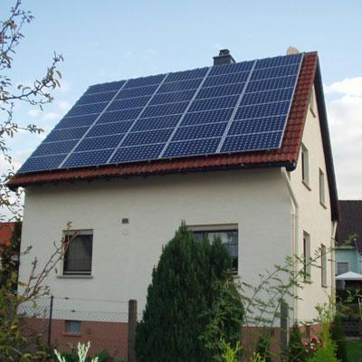 家用光伏发电