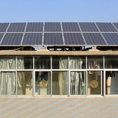 家庭安装光伏发电