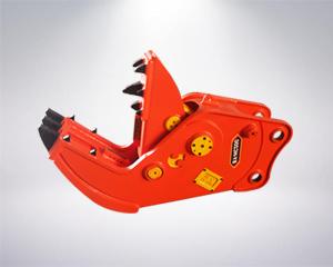 挖机旋转拆车剪-BYCS250RT