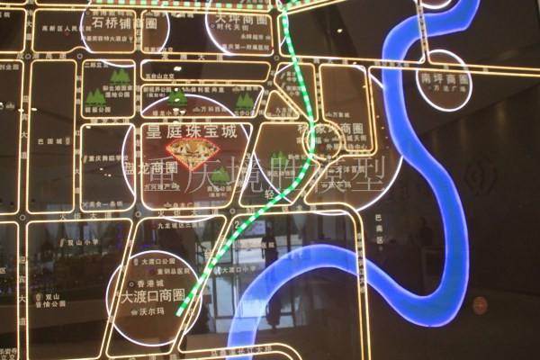 皇庭珠宝城模型