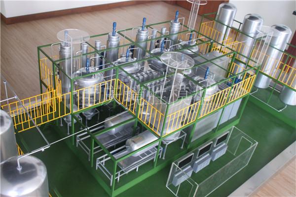 渝能滤油机模型