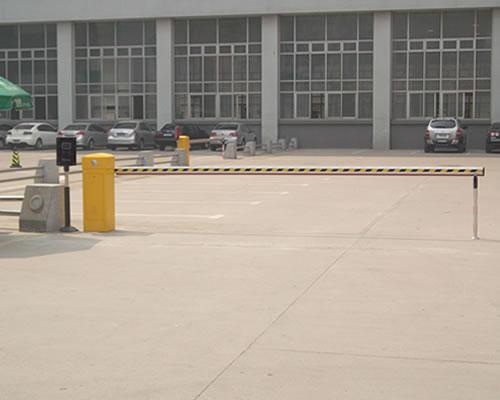 石家庄停车场起落杆