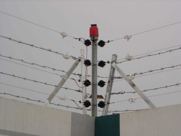 石家庄电子围栏安装