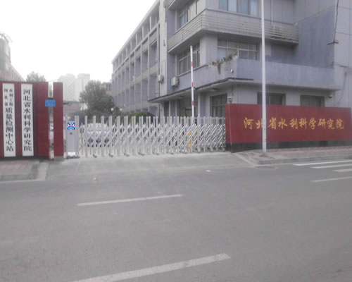藁城道闸系统