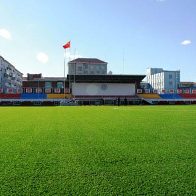 石家庄学校草坪