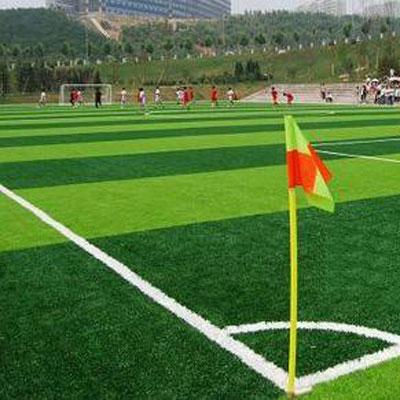 石家庄人造草坪足球场