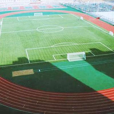 河北专业足球场建设