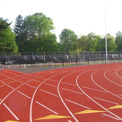 学校塑胶跑道