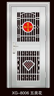 武汉不锈钢别墅门