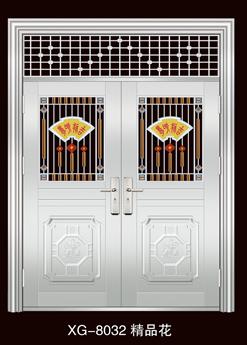不锈钢单元门