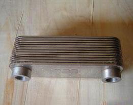 DEUTZ 1013 机油散热器芯