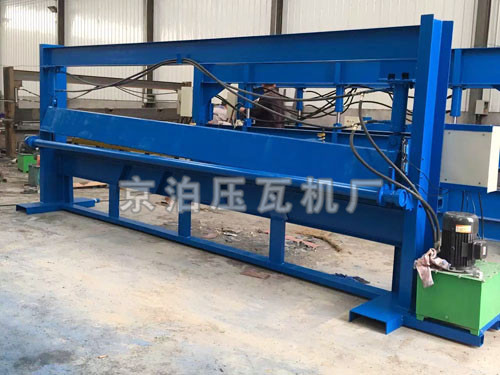 4米立式剪板机