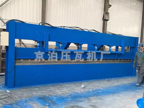 6米重型折弯机