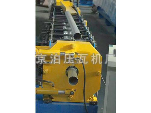 落水槽圆管生产设备