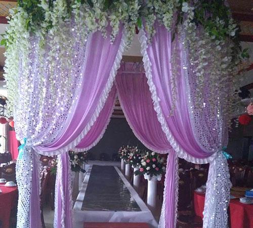 婚礼花艺布置