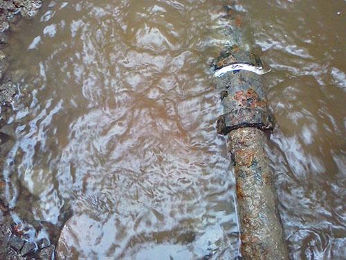 地下水管道漏水检测