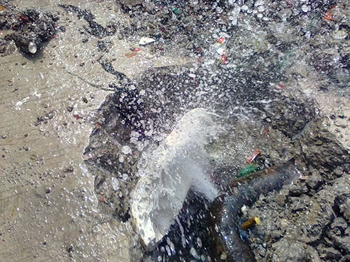 消防管道漏水检测公司