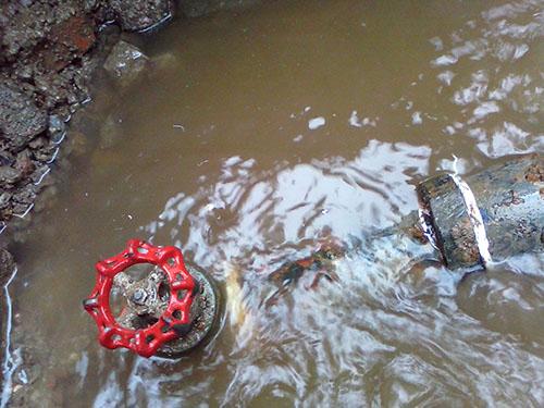 消防漏水检测