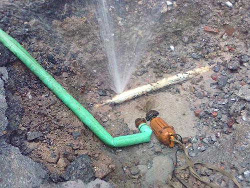 地下管道漏水检测公司
