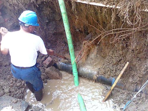 专业地下管道漏水检测