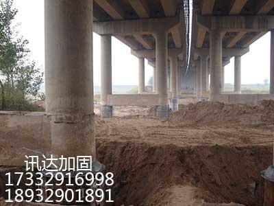 石家庄高速桥梁加固
