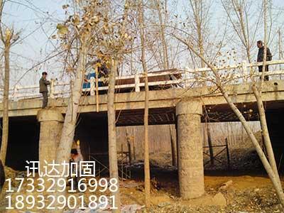 高速橋梁加固