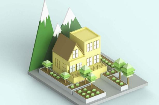 建筑模型及适用范围
