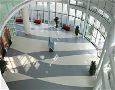 办公楼PVC地板