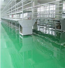 武汉环氧地坪施工工程