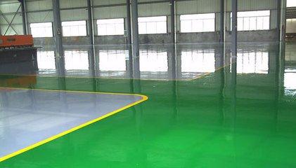 【经验】武昌环氧地坪施工刷痕如何处理 介绍黄石环氧地坪施工流程