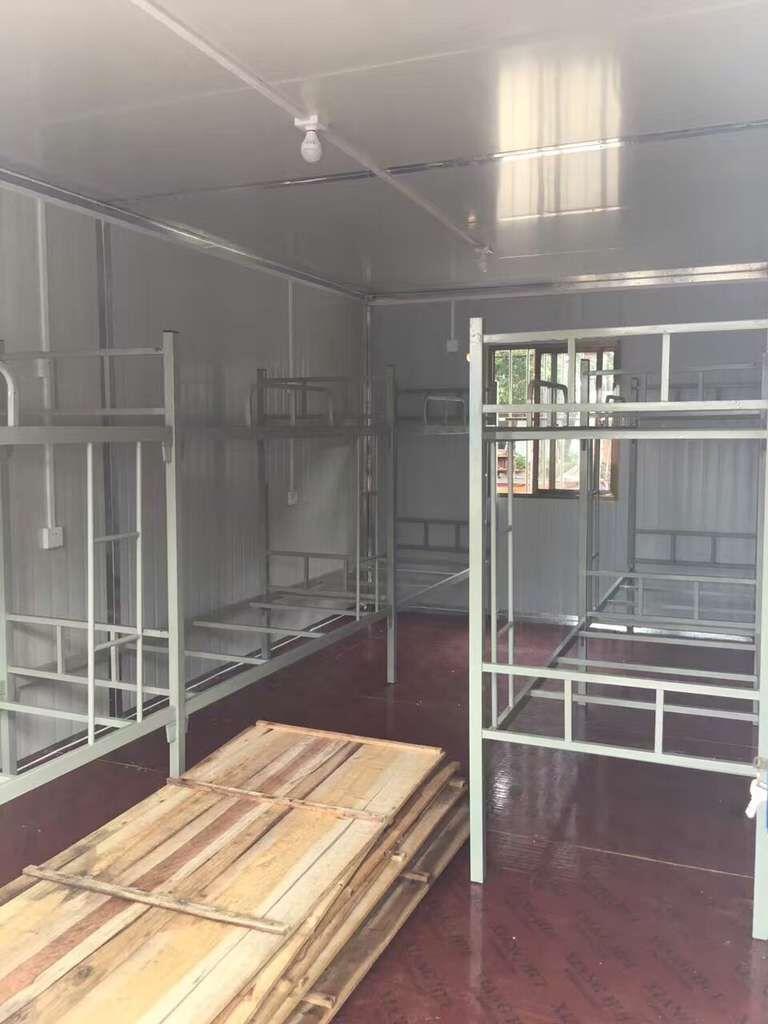 武汉住人集装箱宿舍