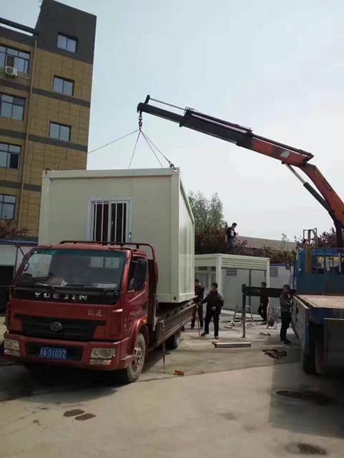 武汉住人集装箱