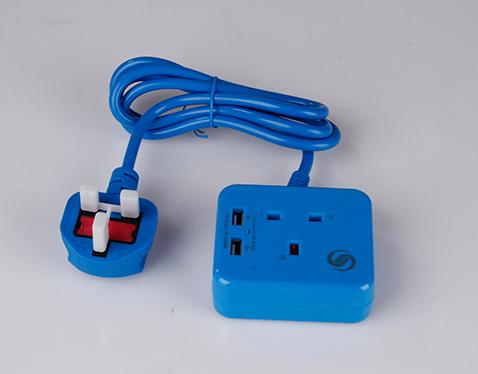 英式USB插头