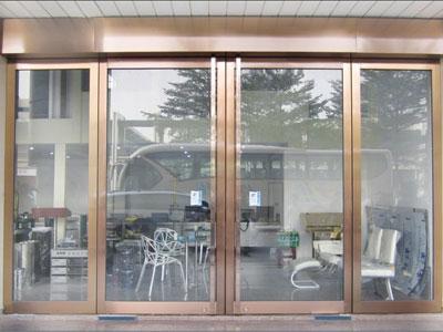 石家庄不锈钢玻璃门