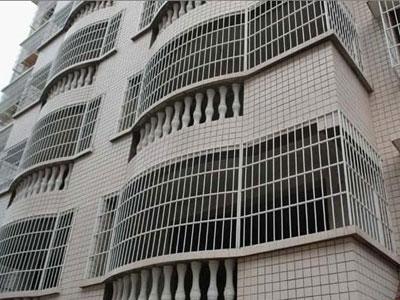 石家庄不锈钢防护窗