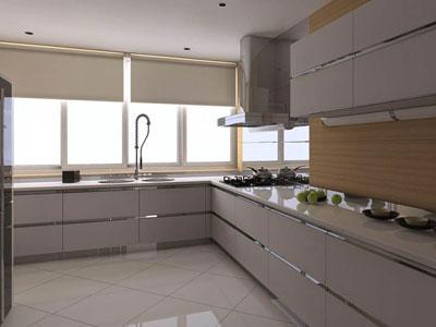 石家庄不锈钢整体厨房