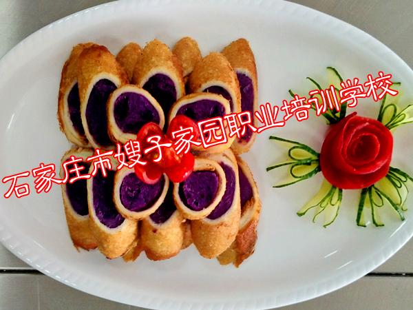 月嫂培训营养餐3